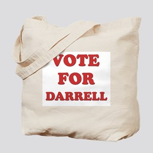 Vote for DARRELL Tote Bag
