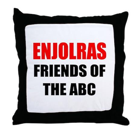 Enjolras Throw Pillow