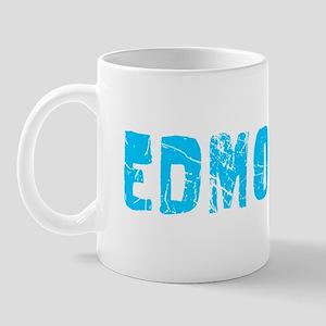 Edmonton Faded (Blue) Mug