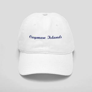 Classic Cayman Islands (Blue) Cap