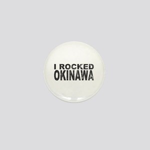 I Rocked Okinawa Mini Button