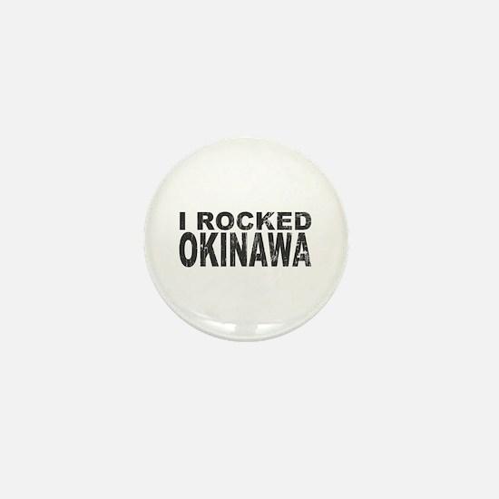 I Rocked Okinawa Mini Button