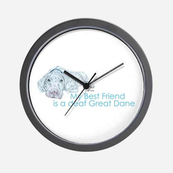 NWP BF Deaf Wall Clock