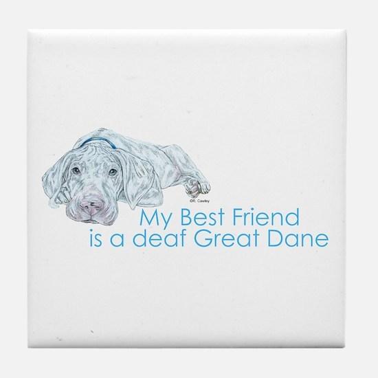 NWP BF Deaf Tile Coaster