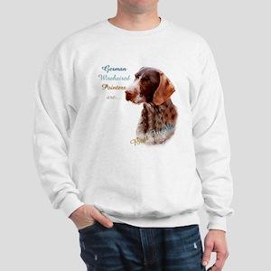 Wirehaired Best Friend1 Sweatshirt