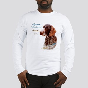 Wirehaired Best Friend1 Long Sleeve T-Shirt