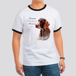 Wirehaired Best Friend1 Ringer T