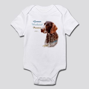 Wirehaired Best Friend1 Infant Bodysuit