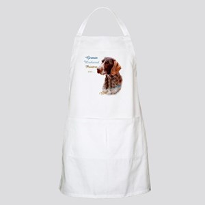 Wirehaired Best Friend1 BBQ Apron