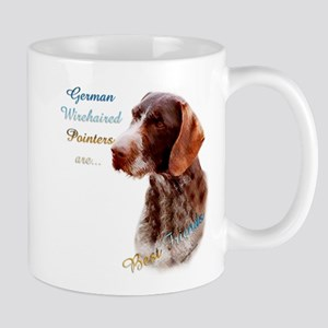 Wirehaired Best Friend1 Mug