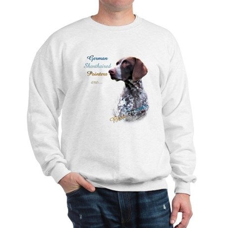 GSP Best Friend1 Sweatshirt
