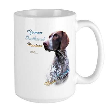 GSP Best Friend1 Large Mug