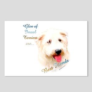 Imaal Best Friend1 Postcards (Package of 8)