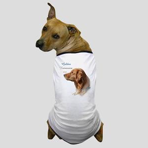 Golden Best Friend1 Dog T-Shirt