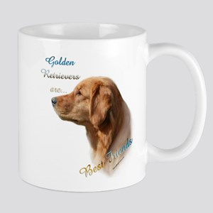 Golden Best Friend1 Mug