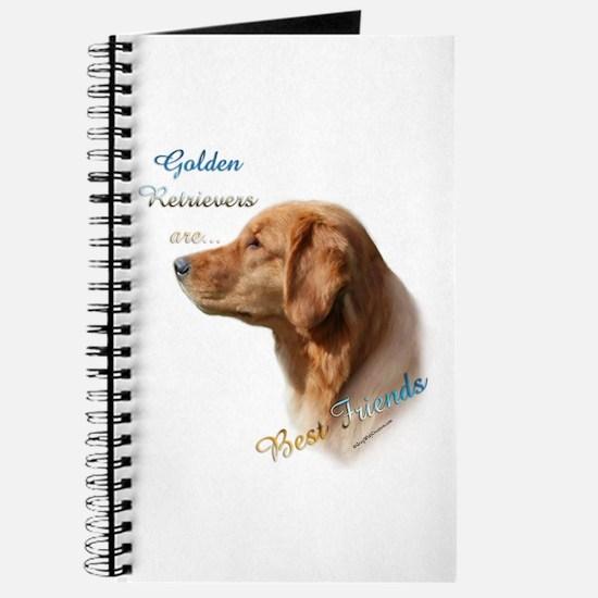 Golden Best Friend1 Journal