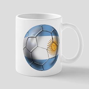 Argentina Football Mug