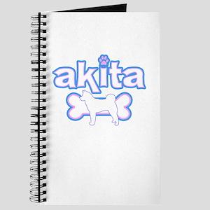 Powderpuff Akita Journal
