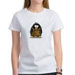 Cavewoman Penguin Women's T-Shirt
