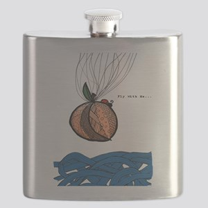 Fly With Me Flask