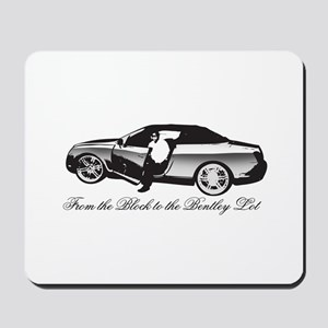 From The Block Mousepad