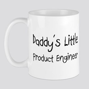 Daddy's Little Product Engineer Mug