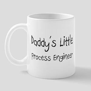 Daddy's Little Process Engineer Mug
