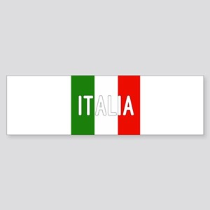 Italia Bumper Sticker