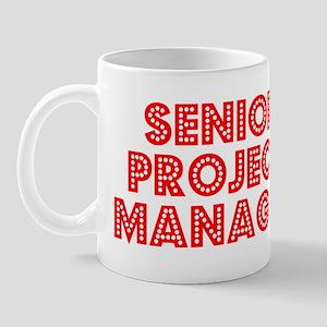 Retro Senior Proj.. (Red) Mug