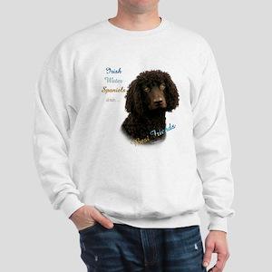 Water Spaniel Best Friend 1 Sweatshirt