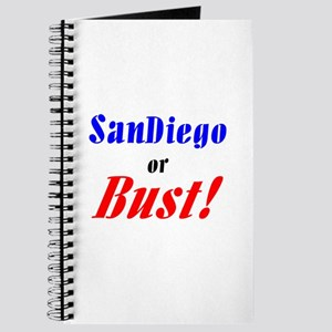 San Diego or Bust! Journal