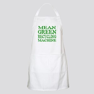 Mean Green BBQ Apron