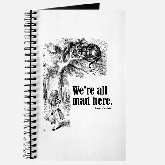"Carroll ""All Mad"" Journal"
