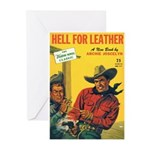 """Greeting (10)-""""Hell For Leather"""""""