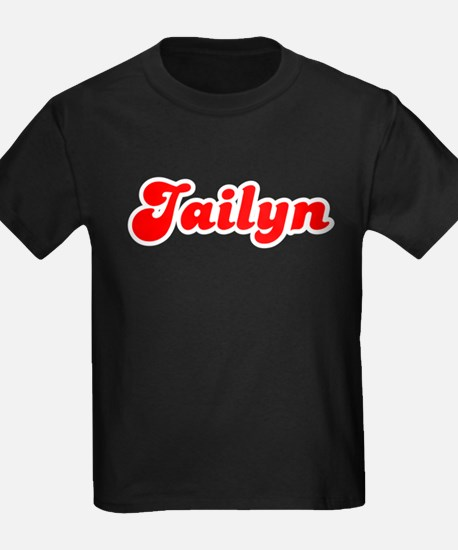 Retro Jailyn (Red) T