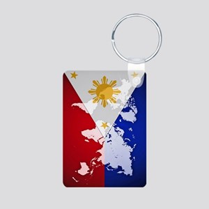 Filipinos Abroad World Keychains