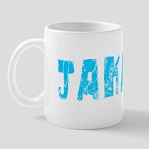 Jakarta Faded (Blue) Mug