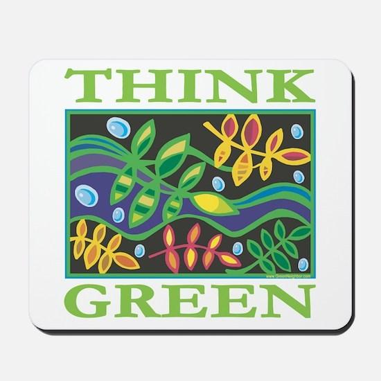 Environmental Mousepad