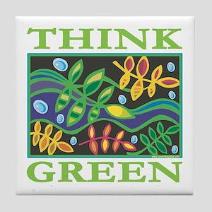 Environmental Tile Coaster