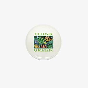 Environmental Mini Button
