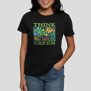 Environmental Women's Dark T-Shirt