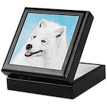Samoyed Keepsake Box