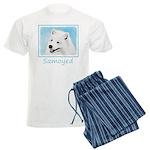 Samoyed Men's Light Pajamas