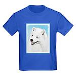 Samoyed Kids Dark T-Shirt