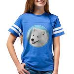 Samoyed Youth Football Shirt
