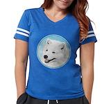 Samoyed Womens Football Shirt