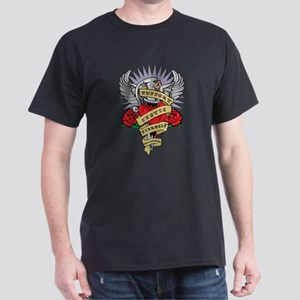 CF Dagger Tattoo Dark T-Shirt