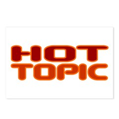 Hot Topic Postcards (Package of 8)