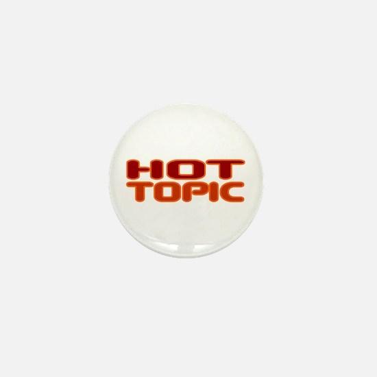 Hot Topic Mini Button