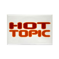 Hot Topic Rectangle Magnet (10 pack)